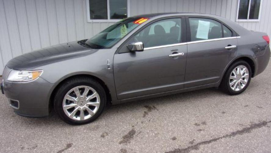 2010 GRAY Lincoln MKZ FWD (3LNHL2GC9AR) with an 3.5L V6 DOHC 24V engine, 6-Speed Automatic transmission, located at 2372 Hwy 31 N, Petoskey, MI, 49770, (855) 971-9240, 45.404137, -84.874405 - Photo #0